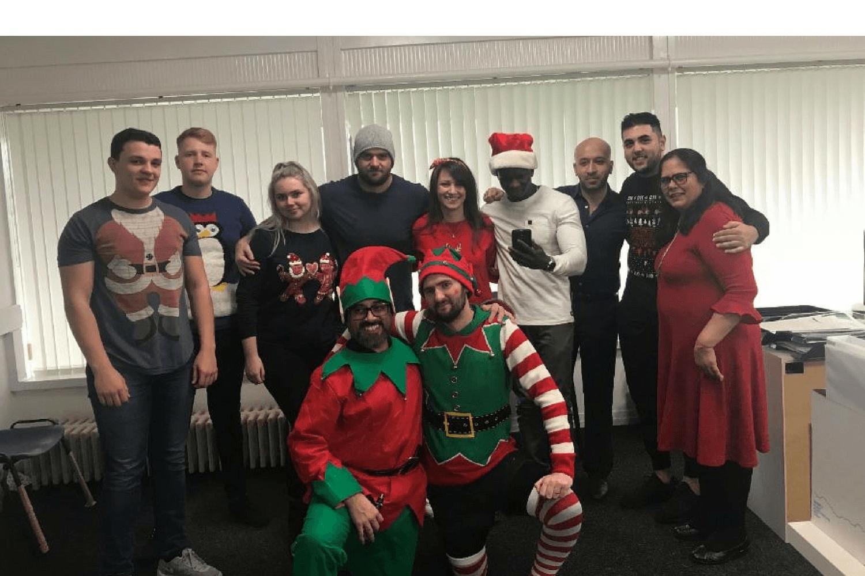 Greenlife Pharma Christmas 2017
